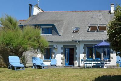 Photo for Holiday house Guilvinec for 2 - 8 persons with 4 bedrooms - Holiday house