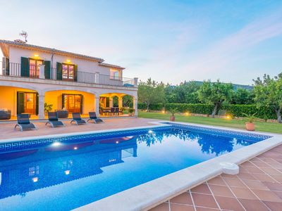 Photo for 4 bedroom accommodation in Binissalem