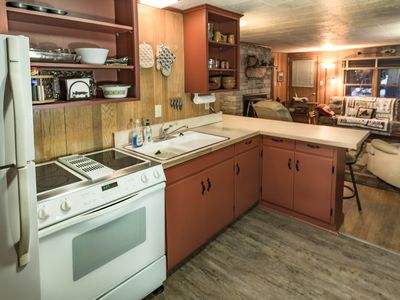 Photo for Northwoods Hideaway On Crystal Clear Private Carlin Lake