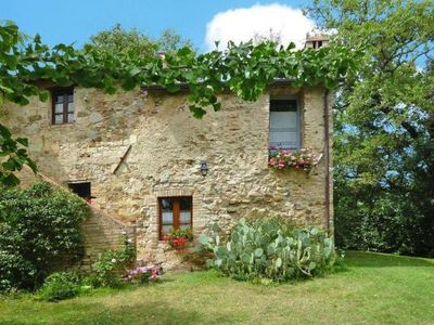 Photo for Holiday residence Il Romitorio, Castelnuovo Berardenga  in Um Siena - 4 persons, 1 bedroom