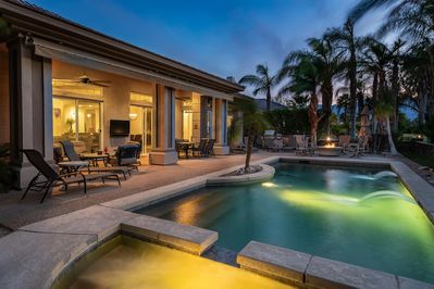 Beautiful, Relaxing, Executive Rancho Mirage Home! Mountain and Golf course  view - Rancho Mirage