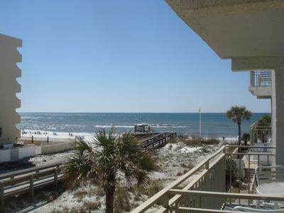 Photo for Welcome to Okaloosa Island *Beach access *2 dens great for big family!