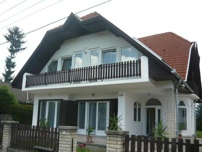 Photo for Fonyód house for 8 - 13 people with 6 bedrooms - cottage