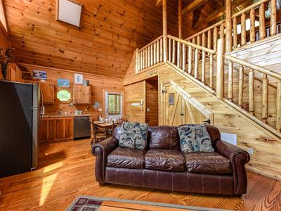 Photo for To Have And To Hold, 1 Bedroom, Sleeps 6, Pet Friendly, Hot Tub, Pool Table