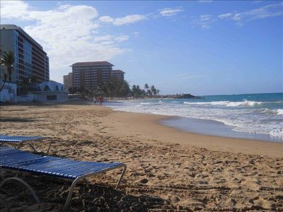 Photo for One Bedroom, One Bathroom - Fully Furnished Ocean-View Condo