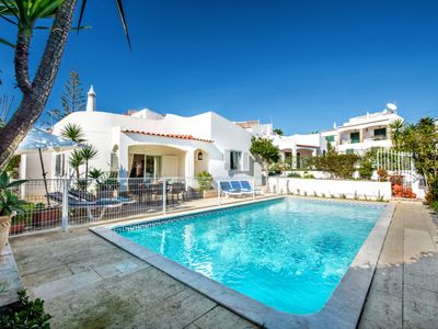 Photo for Vacation home Villa Albufeira ALEMAES BEACH in Albufeira - 8 persons, 3 bedrooms