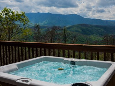 """Photo for """"Her Majesty Way"""" has the most Breathtaking Views overlooking Gatlinburg!"""