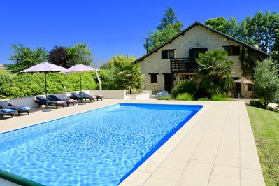 Acabanes villa has been operating since 2000 and has a 60% guest return rate