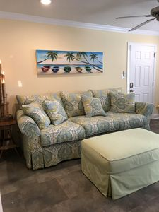 Photo for Pet Friendly , beachy cottage just across from the beach.