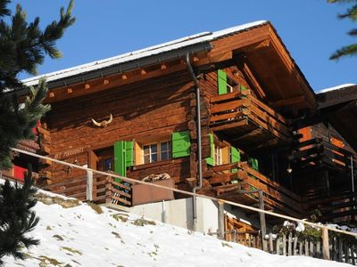 Photo for Outside : chalet for 4 persons maximum in the center of the old village with direct and easy access,