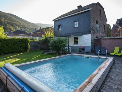 Beautiful Cottage in Coo with Private Pool