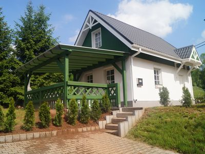 Photo for House in a beautiful area of ​​Giant Mountains (in Markoušovice)