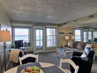 Photo for NSI206 is a charming 2BR North Shore Inn Condo on World Class Lake Michigan!