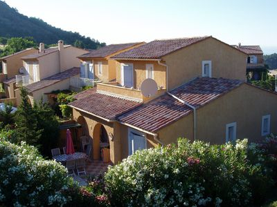 Photo for Comfortable, 3 bedrooms, your home from home, shared pool, picturesque village
