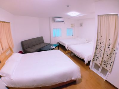 Photo for 1BR Guest House Vacation Rental in 大阪市浪速区大国, 大阪府