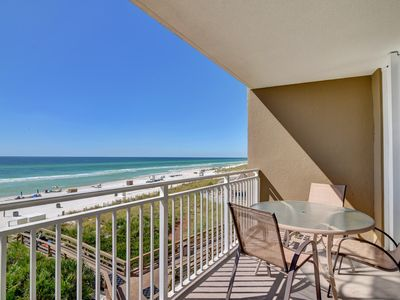 Photo for 1BR Resort Vacation Rental in Panama City Beach, Florida