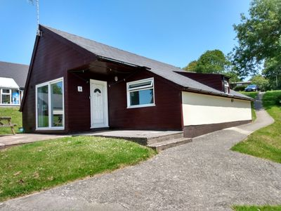Photo for 3 Bedroom Family & Pet Friendly Lodge, Penstowe, Kilkhampton
