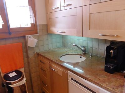 Photo for Apartment in Ollon with Parking, Terrace, Garden, Washing machine (36953)