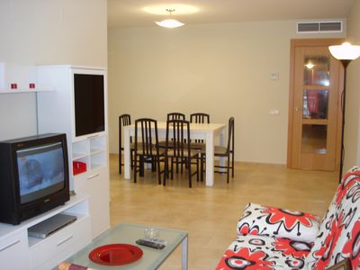 Photo for Wonderful new apartment in Spain, Peniscola