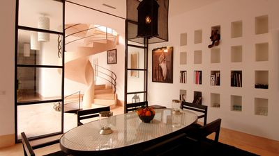 Photo for Rare Riad with heated pool and views of the gardens of Mamounia
