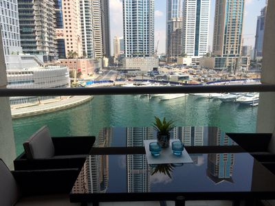 Photo for Luxury apartment in the Dubai Marina with fabulous views and a perfect location