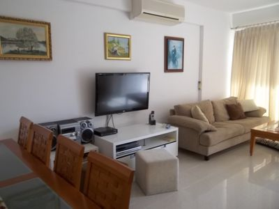 Photo for Large ground floor 2 bedrooms apartment American Academy Larnaca CY