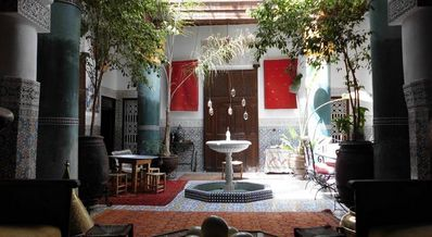 Photo for Traditional Riad Bibtia; 5 equipped with the place jamaa elfna Medina of Marrakech