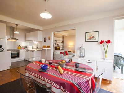 Photo for Amazing two bedroom flat with balcony