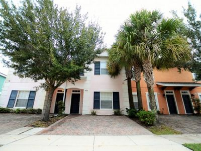 Photo for 4br/3ba townhome with lake view,Near Disney,Seaworld,Convention Center