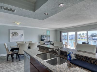 Photo for Manatee Bay 6 a Spacious 2nd Floor 2 Bedroom 2 Bathroom Unit with Water View