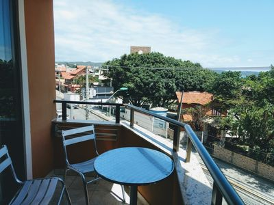 Photo for Apartment 05 with a view on the promenade 50 meters from the sea