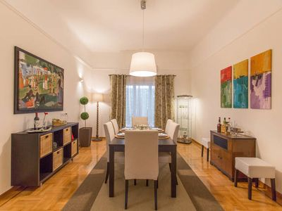 Photo for Luxury 3 bdr Apt - Center of Athens