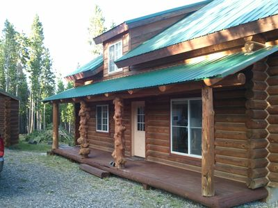 Photo for Family Cabin close to Yellowstone!