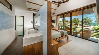 Photo for Duplex Luxury Garden & Pool Villas, 135sqm With Hotel Facilities In Koh Samui.