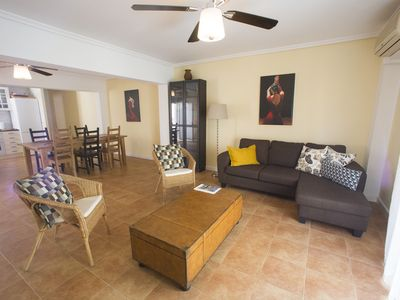 Photo for Comfy & bright apartment–close to The Museum of Art & Science & City Center