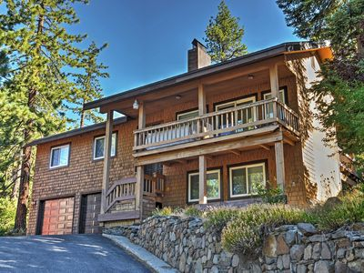 Photo for NEW! Updated 4BR Donner Lake House w/Private Deck!