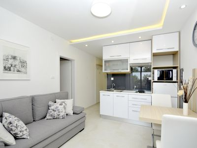 Photo for Holiday apartment Trogir for 1 - 2 persons - Holiday apartment