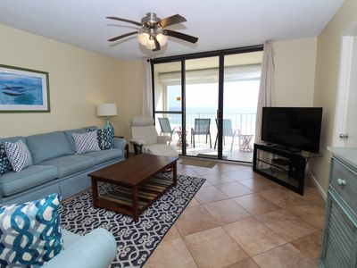 Photo for Summerchase 306-Beautiful Beach Front Views in the Heart of Orange Beach!