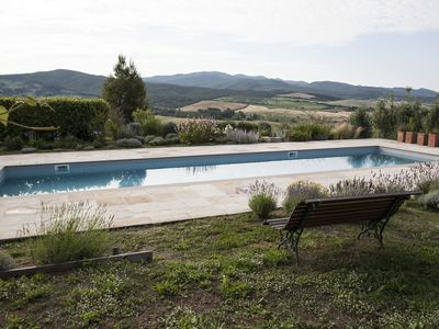 Photo for Tuscany: Country Relais with cottage and swimming pool for exclusive use