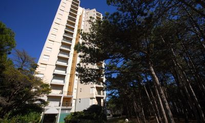 Photo for Beautiful apartment overlooking the sea and the park and with parking