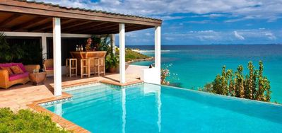 Photo for Zenaida Estate  -  Ocean View - Located in  Beautiful Sandy Hill with Private Pool