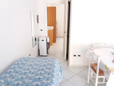 Photo for One bedroom apartment just steps from the sea