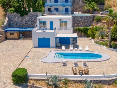 Photo for Vacation home Paul in Elounda - 9 persons, 3 bedrooms