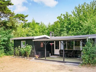 Photo for Modern Holiday Home in Bornholm Denmark with Terrace