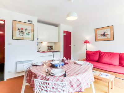 Photo for Apartment Vostok Zodiaque in Le Corbier - 6 persons, 2 bedrooms
