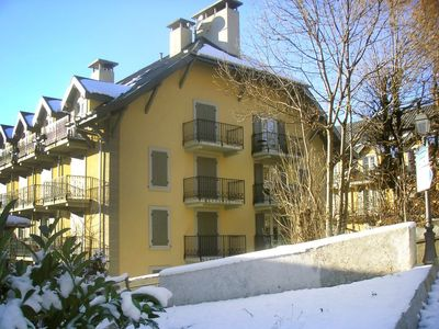 Photo for Apartment in the center of Saint-Gervais-les-Bains with Lift, Parking, Internet, Balcony (102605)