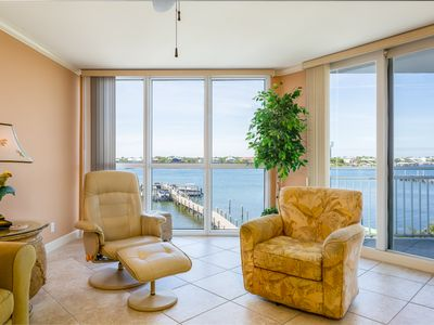 Photo for SeaSpray Perdido Key Unit No.415 -  Beautiful 3 BR 3 Bath on the Old River