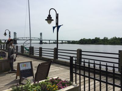 Photo for Luxury First Floor Condo on the River-Million Dollar View!