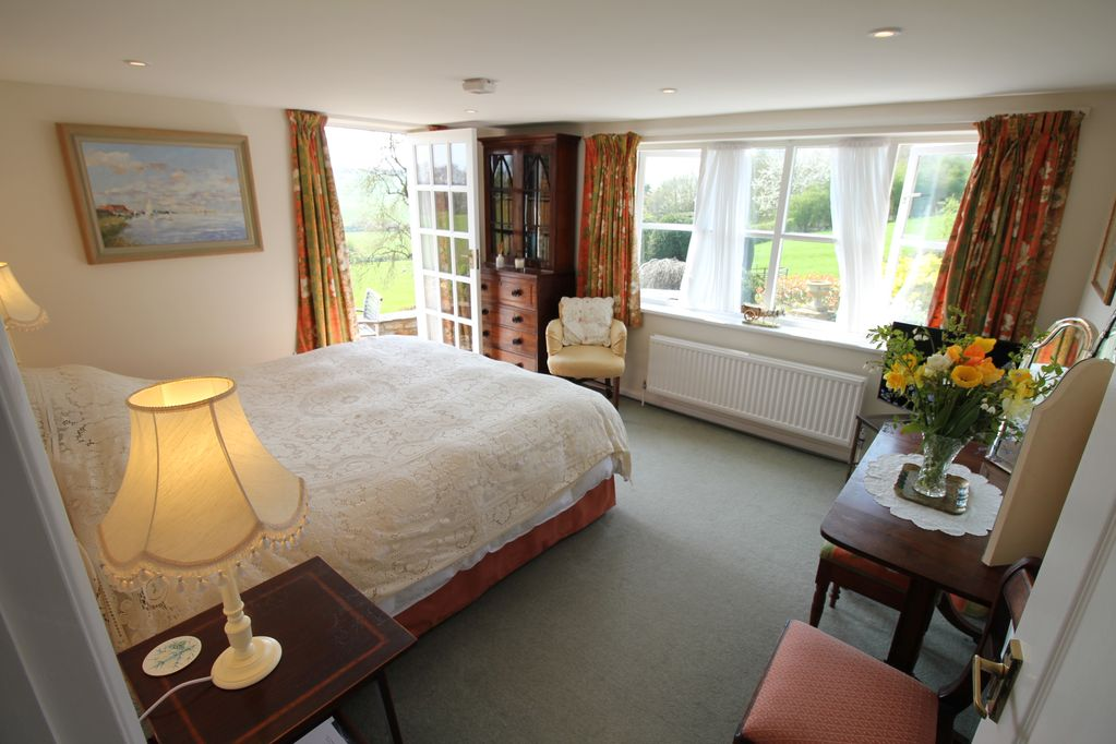 1 Bedroom Self Contained Apartment Close To Rutland Water With Wifi Garden