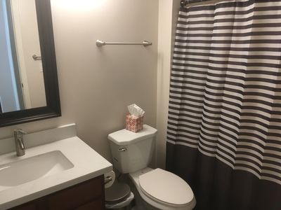 Quiet, Cozy, And Clean. Newly updated, pool, laundry, cable, wifi, grill!